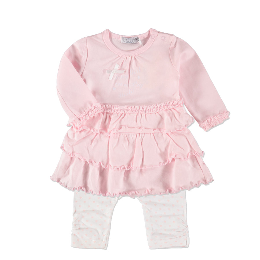Dirkje Girls Set 2-tlg. light pink