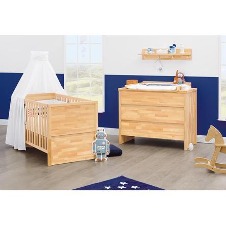 PINOLINO Habitación infantil conjunto ahorro Fagus ancho