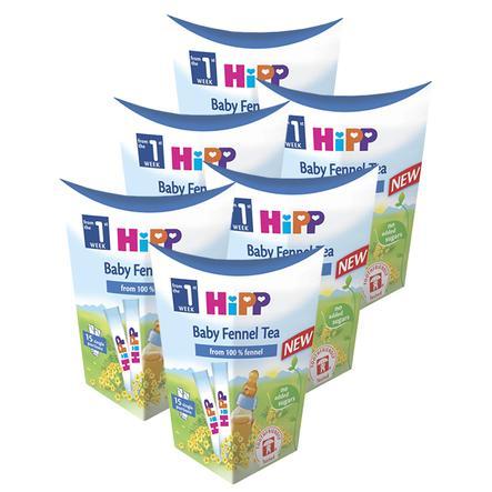 HiPP Baby Fenchel-Tee 6x5,4g