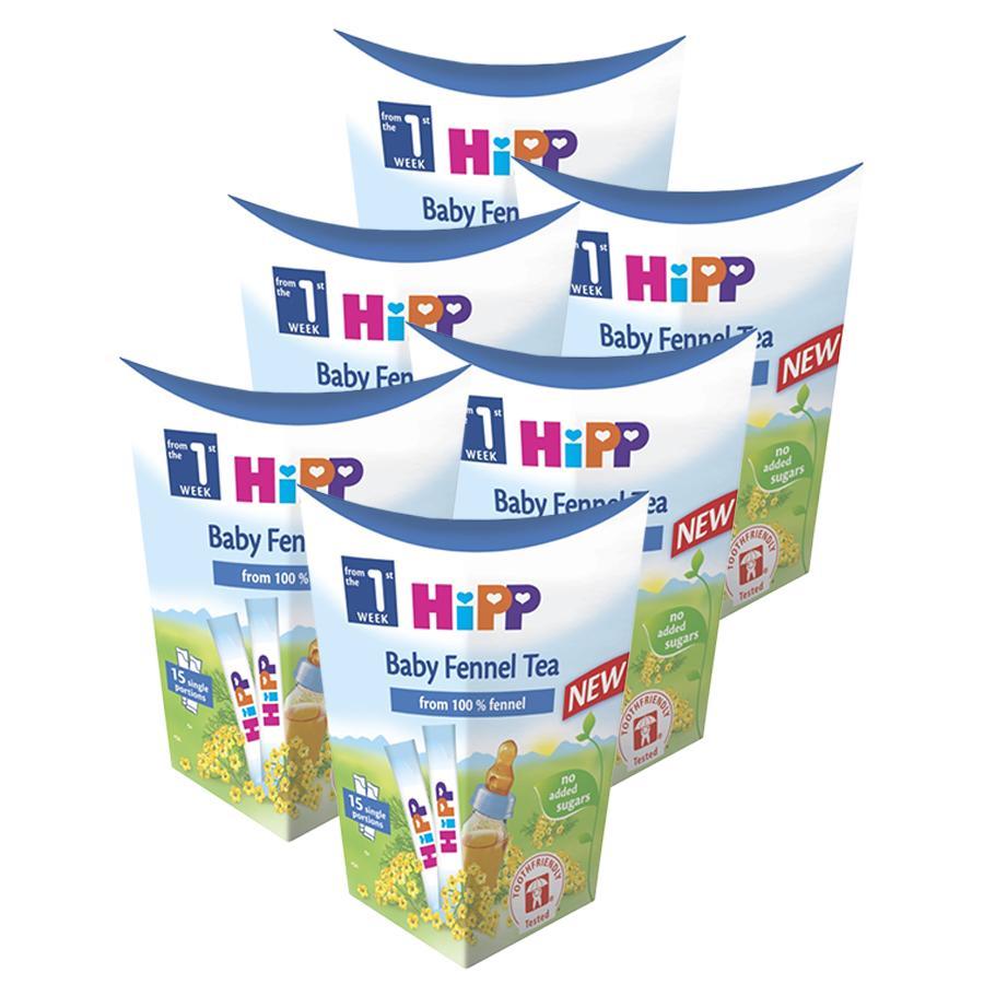 HiPP Baby Fenchel-Tee 6 x 5,4 g