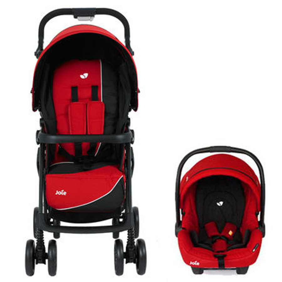 Joie Travel System Aire LX Ladybird