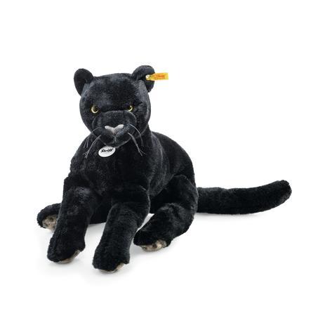 Steiff Maskotka Czarna Pantera Nero, 40 cm, leżąca, kolor czarny
