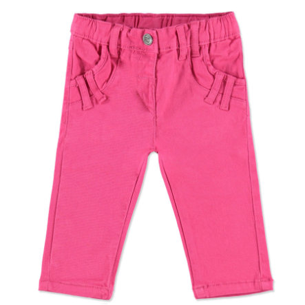 PEBBLE STONE Girls Mini Hose fuchsia purple