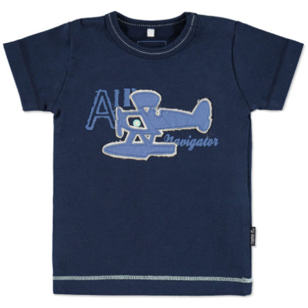 NAME IT Boys Baby T-Shirt HUGO dress blues