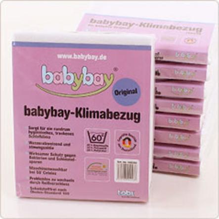 TOBI Babybay Original extra klimatický potah