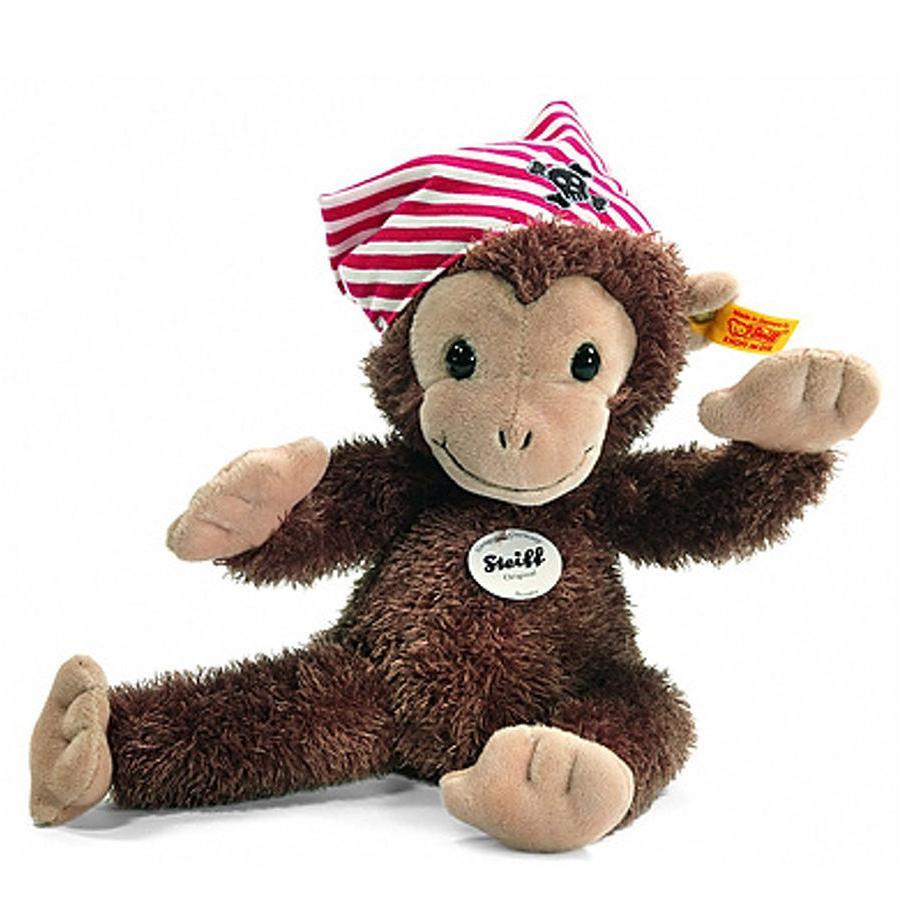 STEIFF Opice Scotty hnědá 28 cm