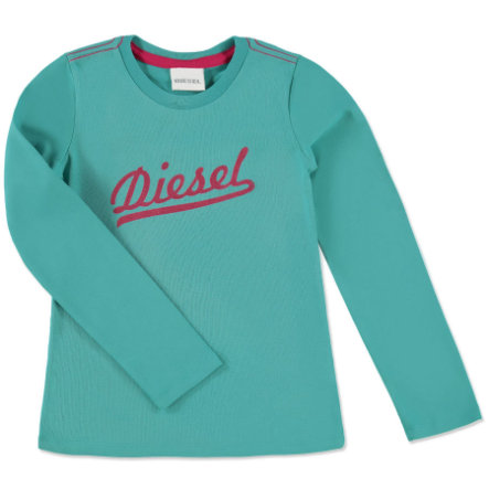 DIESEL Girls T-shirt à manches longues TAMEKAK mint