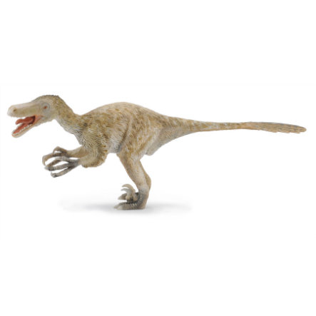 CollectA Animali preistorici - Velociraptor, Scala Deluxe 1:6