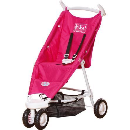 ZAPF CREATION BABY born Modny wózek spacerowy dla lalek