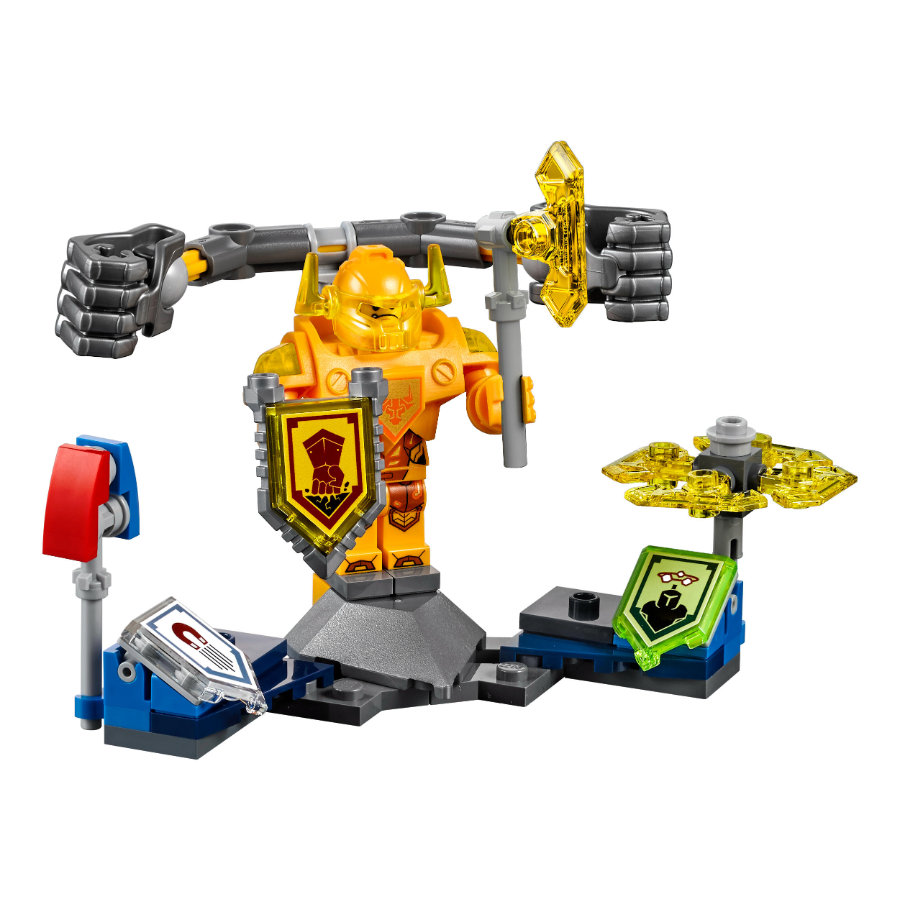 LEGO® Nexo Knights™ - Axl l'Ultime chevalier 70336