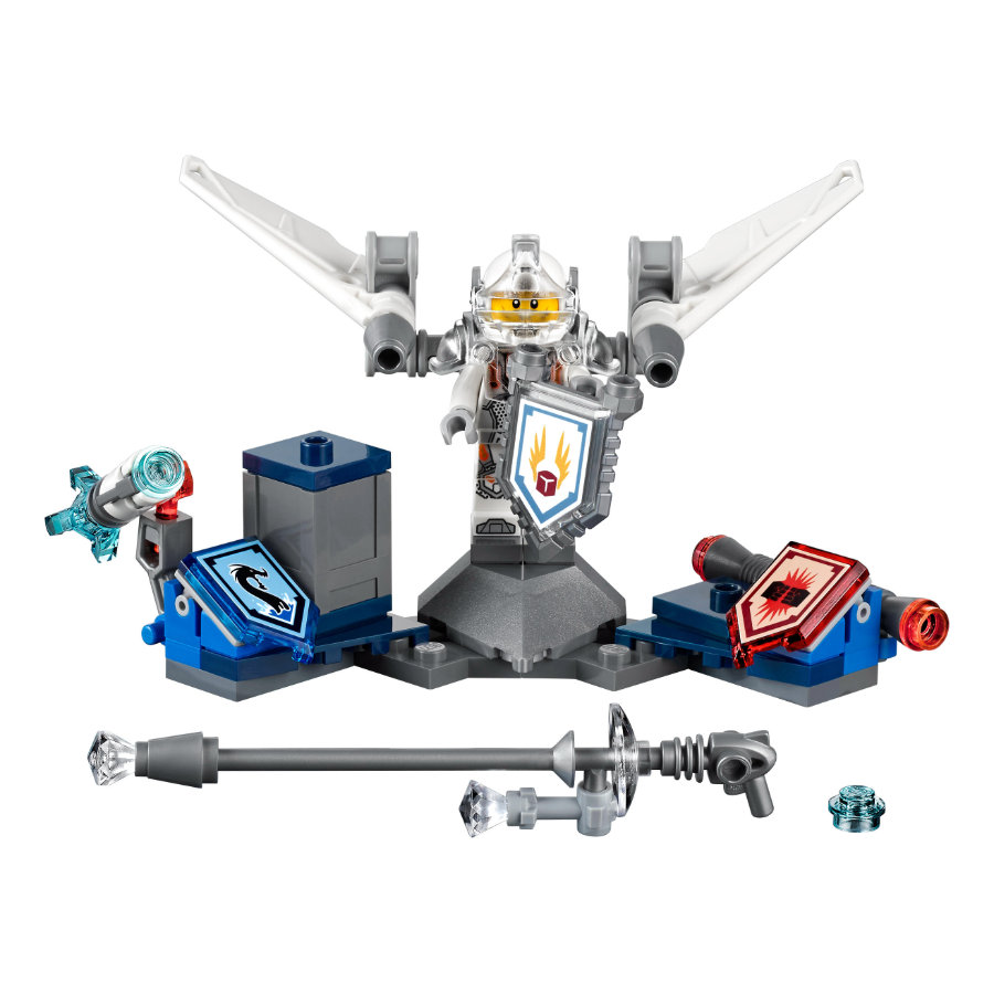 LEGO® Nexo Knights™ - Lance l'ultime chevalier 70337