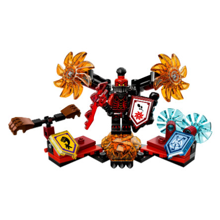 LEGO® Nexo Knights™ - General Magmar 70338