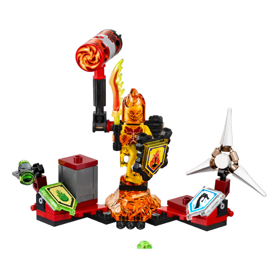 LEGO® Nexo Knights™ - Generał Flama 70339