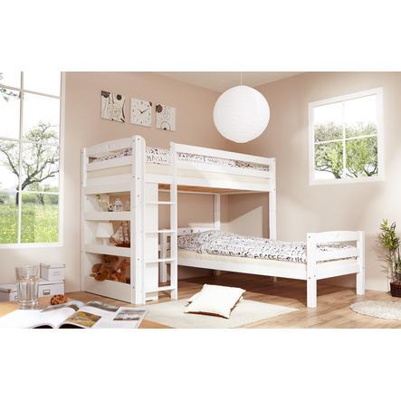 TiCAA L postel Lupo masivní buk bílá
