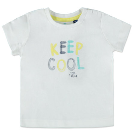 TOM TAILOR Boys T-Shirt white
