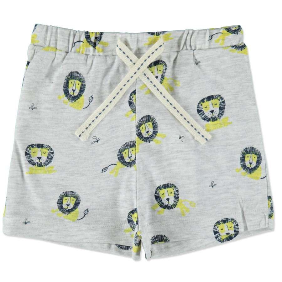 TOM TAILOR Boys Jersey Shorts grey