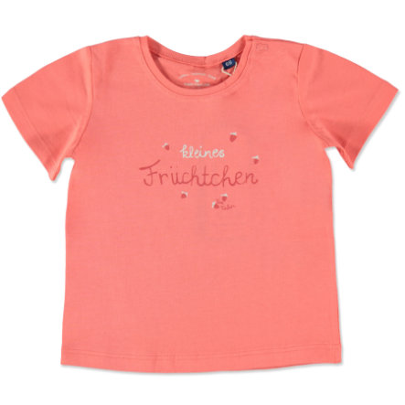 TOM TAILOR Girls T-Shirt strong peach