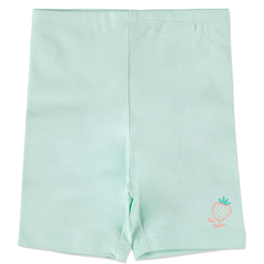 TOM TAILOR Girls Jersey Shorts mint green