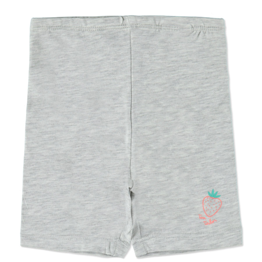 TOM TAILOR Girls Jersey Shorts grey