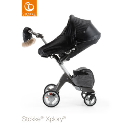 STOKKE® Xplory® Winter Kit Onyx Black