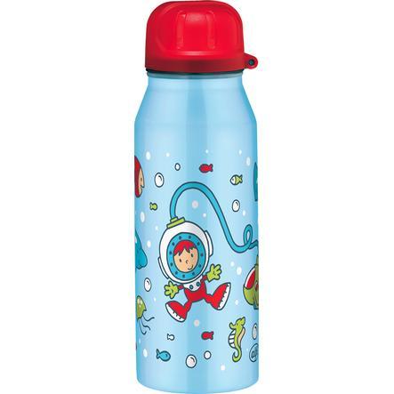 alfi Trinkflasche isoBottle aus Edelstahl 0,35l, Design: Taucher