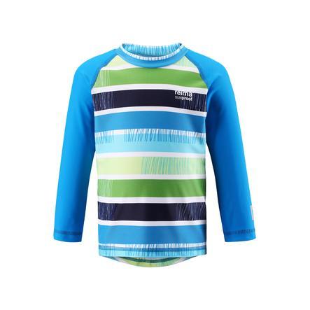 reima Boys T-Shirt Borneo oceaan blauw