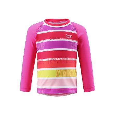 reima Girl s T-Shirt Borneo supremo rosa supremo