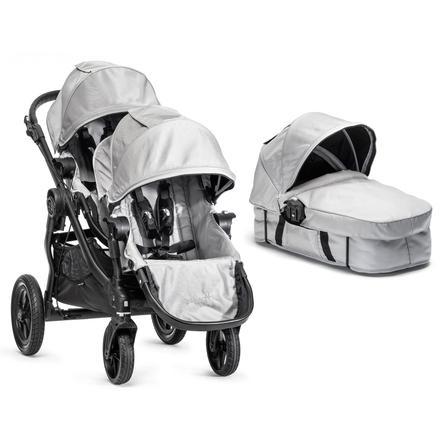 baby jogger Sportwagen city select® 4 Rad Komplett-Set silver