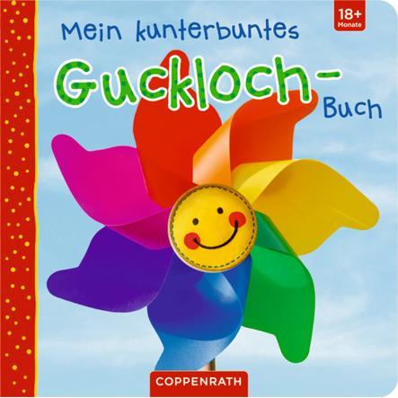 COPPENRATH Mein kunterbuntes Guckloch-Buch