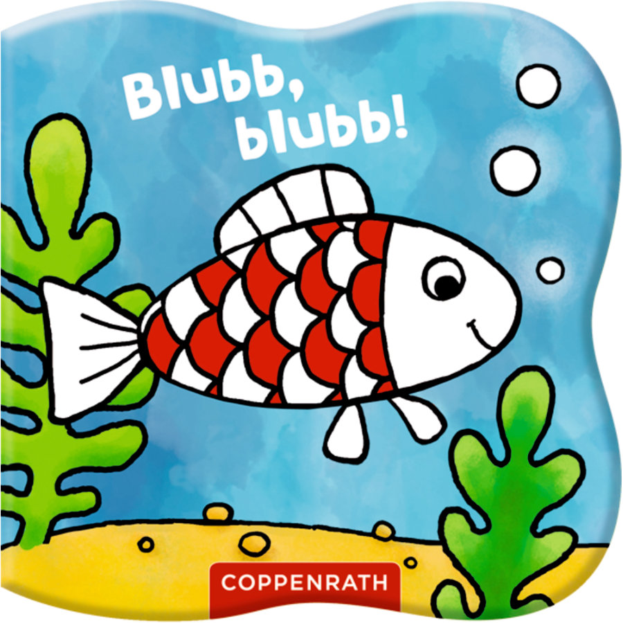 COPPENRATH Mein Zauber-Badebuch: Blubb, blubb!