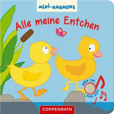 COPPENRATH Mini-Karaoke: Alle meine Entchen