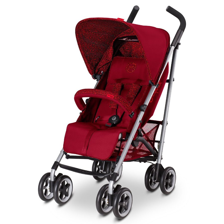 cybex Poussette-canne Topaz Mars Red-red, modèle 2016