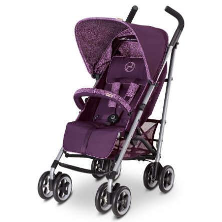 cybex GOLD Wózek spacerowy Topaz Princess Pink-purple
