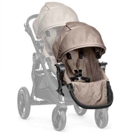 baby jogger Zweitsitz citiy select® mit Adapter sand