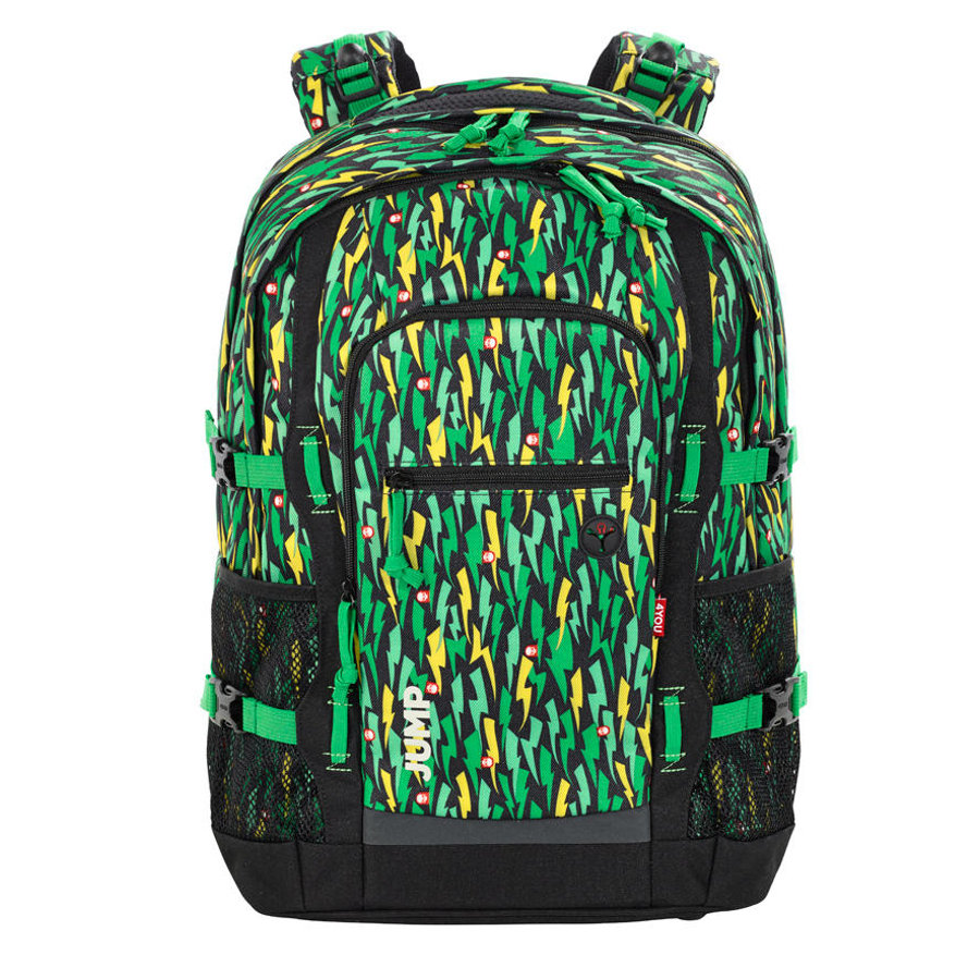 4YOU BTS Schulrucksack Jump - 295-49 Flash