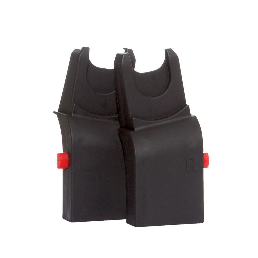 ABC DESIGN Car Seat Adapter Maxi Cosi/Cybex/Kiddy  for  Salsa 3/4, Cobra, Mamba, Condor 4, 3Tec, Turbo 4/6,Viper 4, Zoom