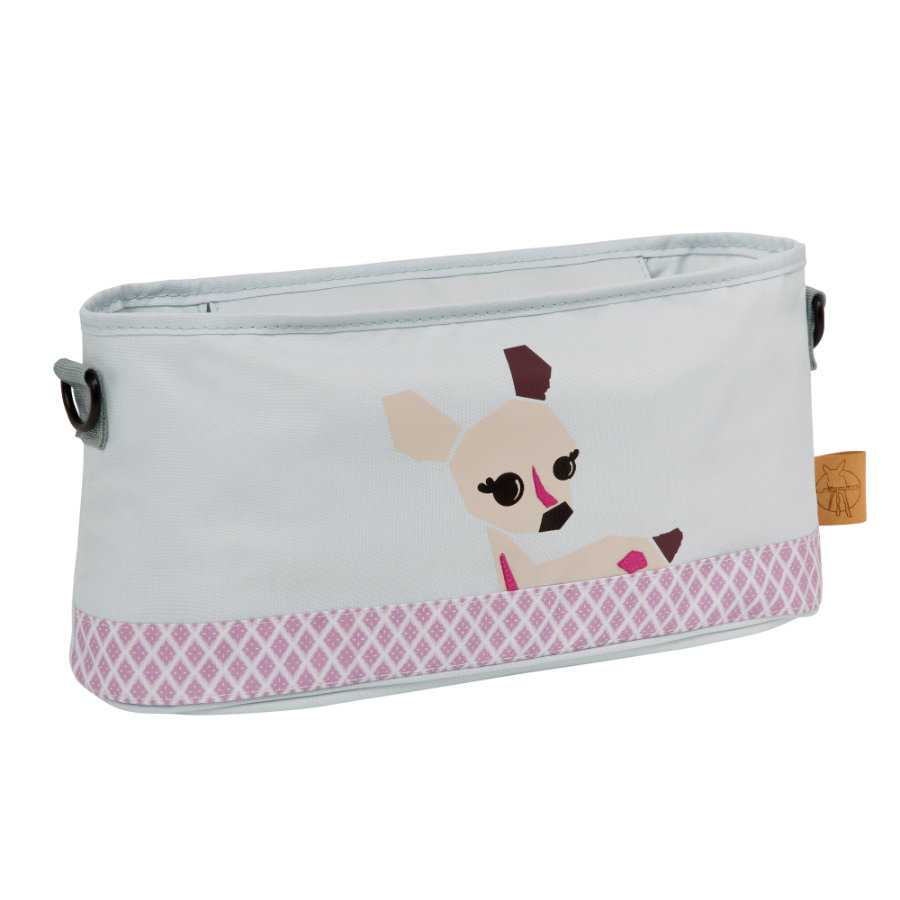 LÄSSIG Casual Buggy Organizer Little Tree Fawn