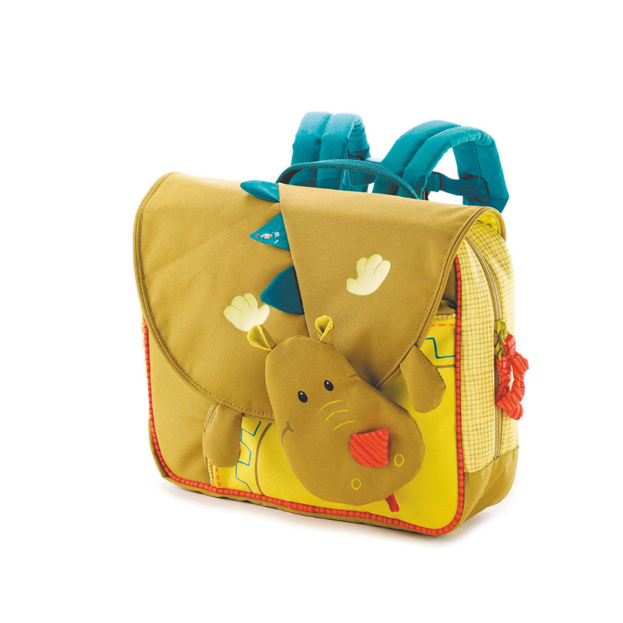 Lilliputiens Cartable maternelle Walter A5