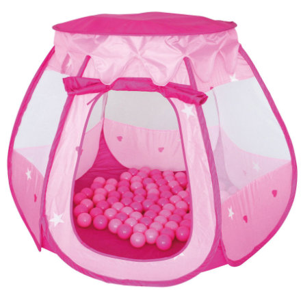 knorr® toys Spielzelt Bella mit 100 Bällen