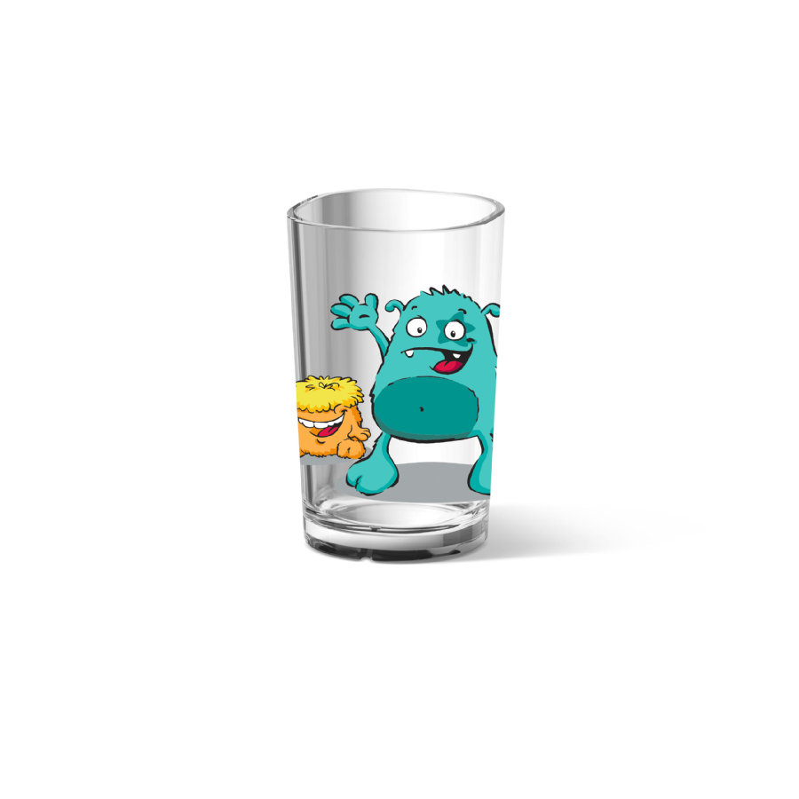 emsa Dětská sklenička Monster 0,2 l