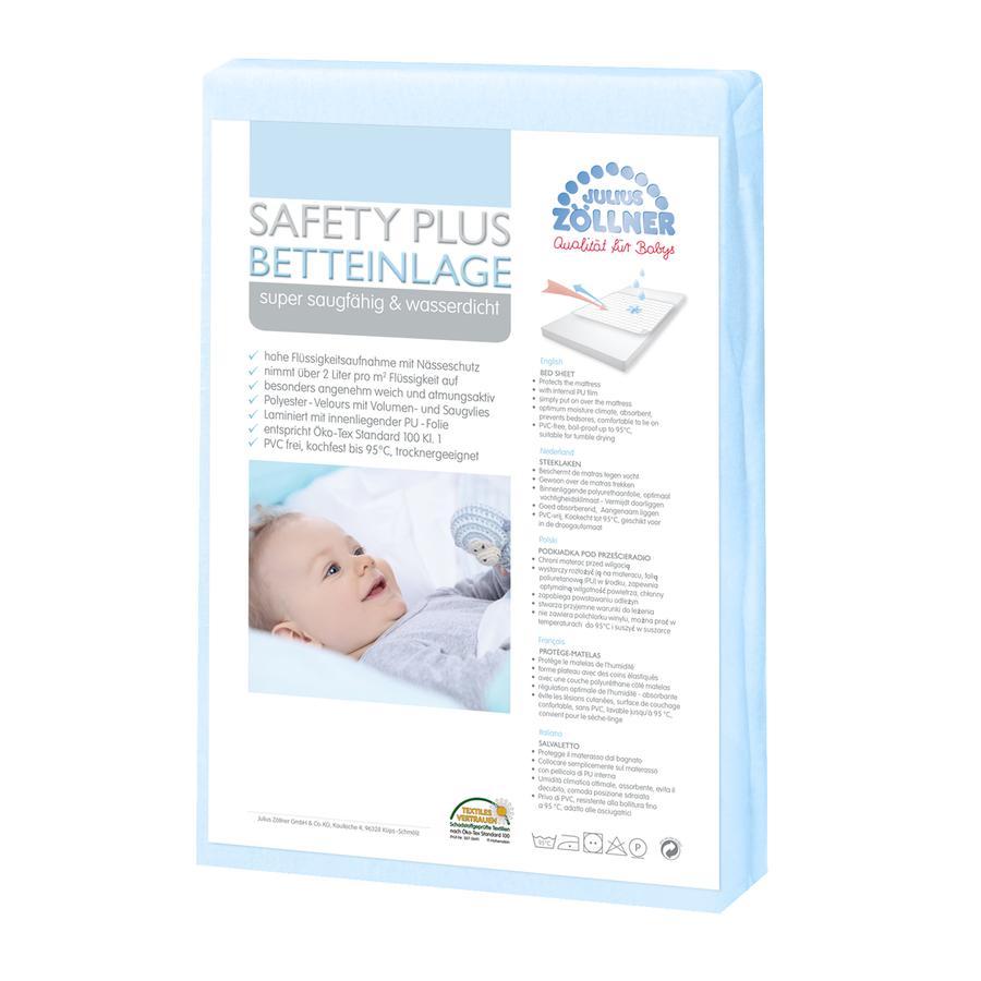 JULIUS ZÖLLNER Vandtæt sengeindlæg Safety Plus 70 x 100 cm