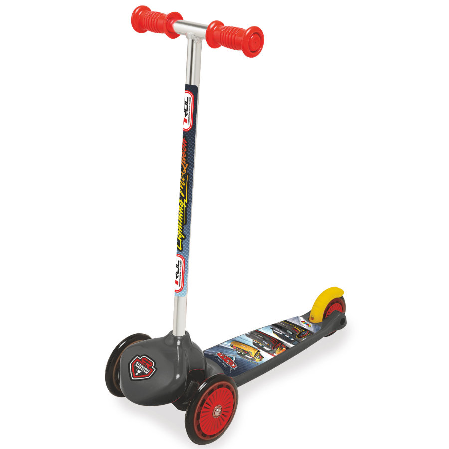 Smoby Disney Pixar Cars Carbon Twist Scooter