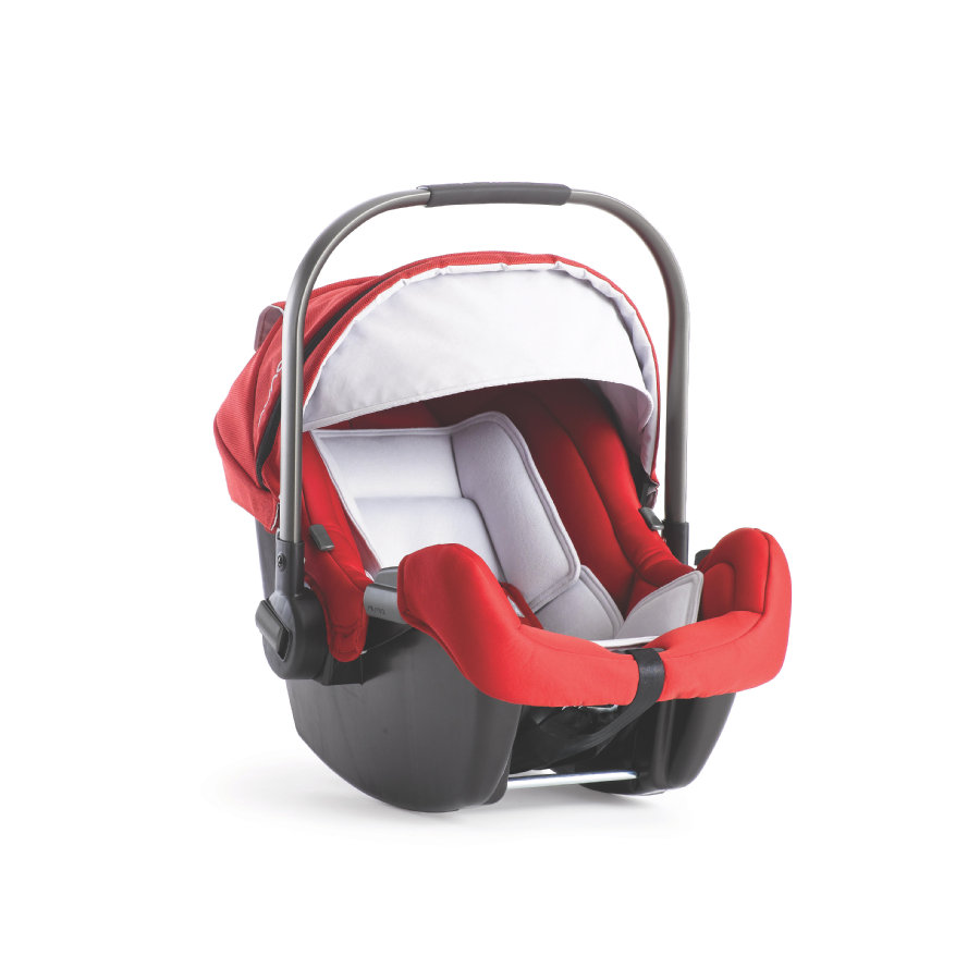Nuna Car Seat PIPA Scarlet Red Group 0+