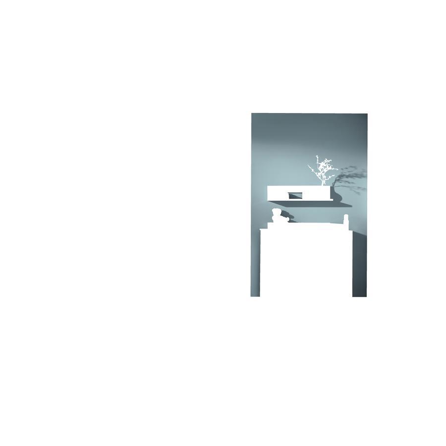 SCHARDT Set cameretta Nordic bianco lucido - armadio a 2 ante