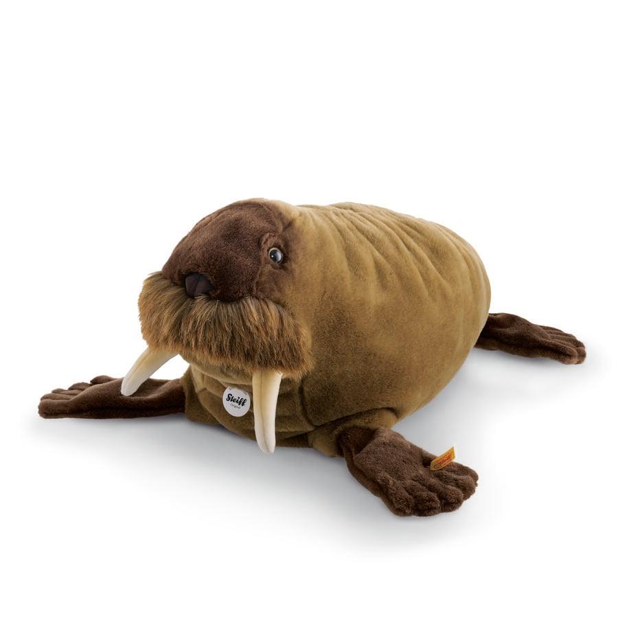 Steiff Maskotka Mors Wotan, 60 cm kolor brązowy