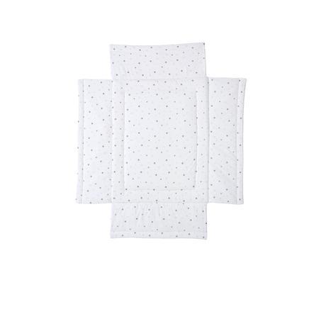 Schardt Laufgittereinlage Sternchen grau 75 x 100 cm