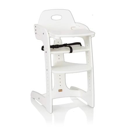 HERLAG High Chair Tipp Topp Comfort IV white