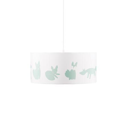 KIDS CONCEPT Loftlampe Edvin, grøn
