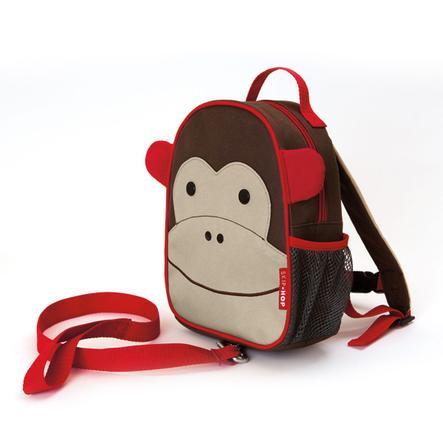SKIP HOP Rucksack mit Leine Zoo Let Monkey