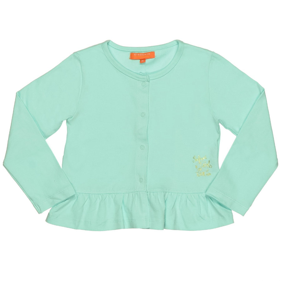 STACCATO Girls Mini Cardigan icegreen